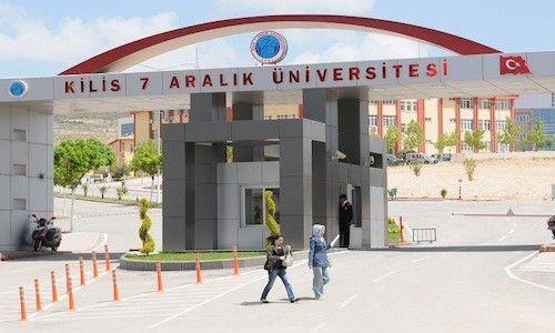 Kilis 7 Aralık Üniversitesi 3 Öğretim Üyesi alıyor