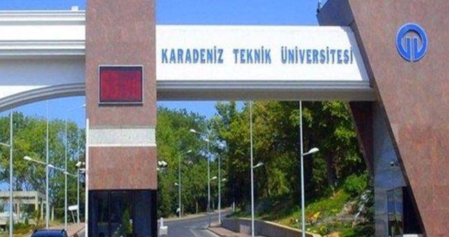 Karadeniz Teknik Üniversitesi 5 sözleşmeli personel alacak