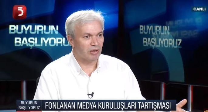 Kurdaş'tan AKP'li Ünal'a tepki: Fondaşla yandaş medyanın ne farkı var?