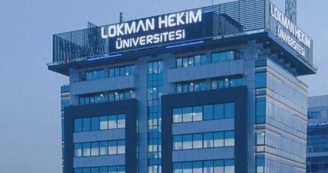 Lokman Hekim Üniversitesi 24 Öğretim Elemanı alıyor