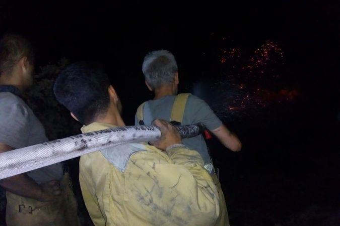 MSB: 'Mehmetçik, yangın söndürme çalışmalarını aralıksız sürdürüyor'