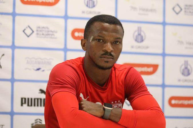 Olarenwaju Kayode: 'Maçı kazanmak için geldik'