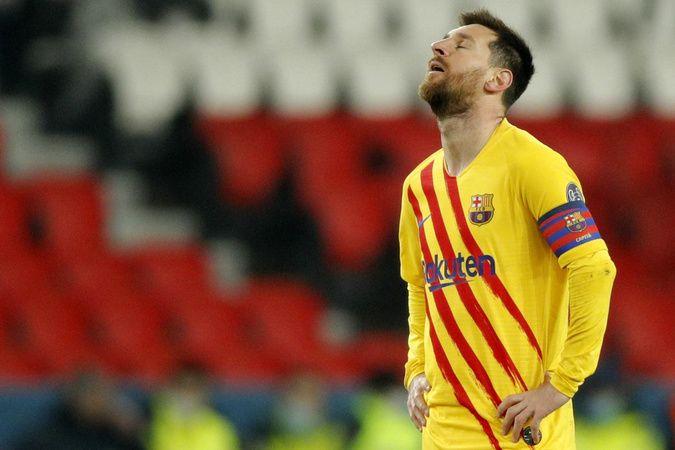 Joan Laporta: 'Messi kalabilmek için elinden gelen her şeyi yaptı'