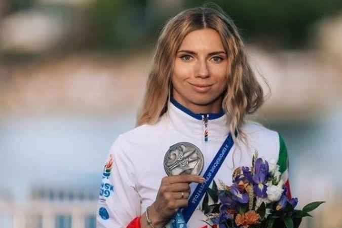 Belaruslu atlet Tsimanouskaya'dan örnek davranış