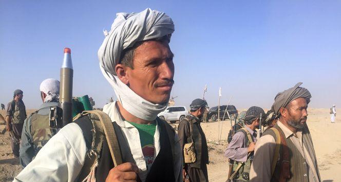 Taliban'ın Afganistan'da kontrolü ele geçirdiği vilayet merkezi sayısı 9'a yükseldi
