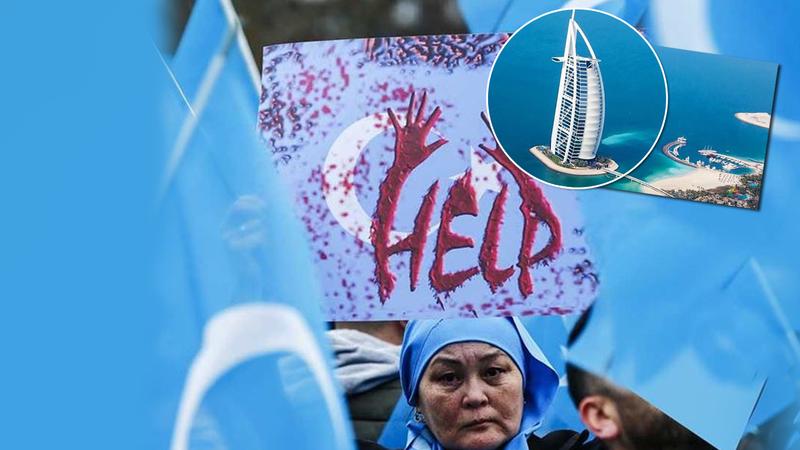 BAE'de gizli Çin hapishanesi! Uygurlar burada hapsediliyor