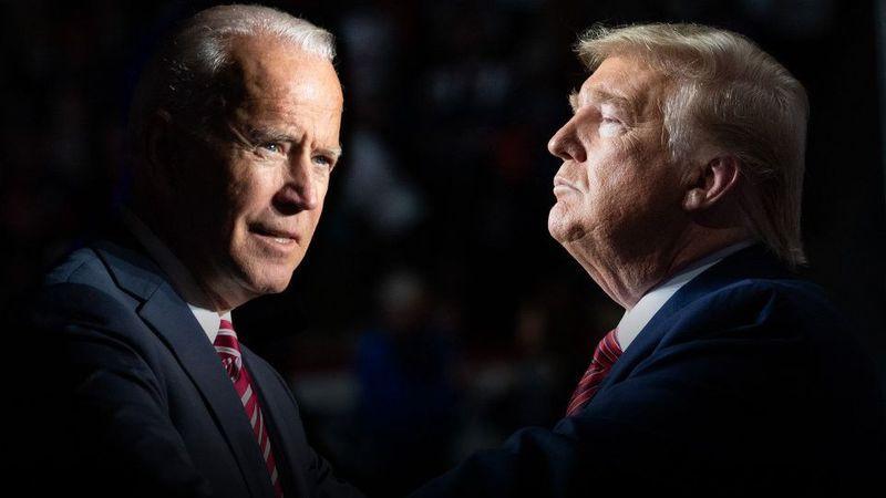 Trump'tan Biden'a tepki: İstifa çağrısı yaptı