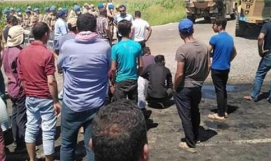 AKP'ye kazan kaldırmışlardı! Şanlıurfa'da çiftçiler gözaltına alındı