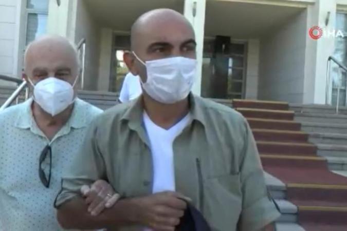 Çetin Doğan, tutuklanarak Muğla Cezaevi'ne gönderildi