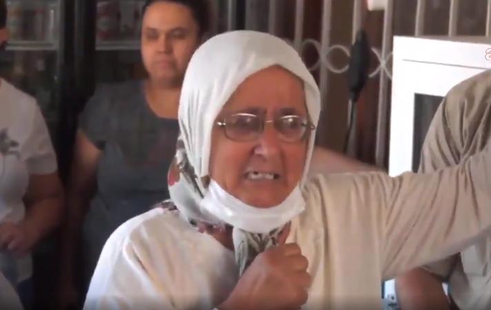 """Köylü kadın, Erdoğan'a ağlayarak tepki gösterdi: """"Bize çay attı..."""""""
