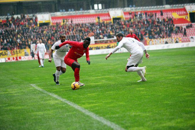 Kayserispor ile Adana Demirspor 42 sezon sonra karşılaşıyor