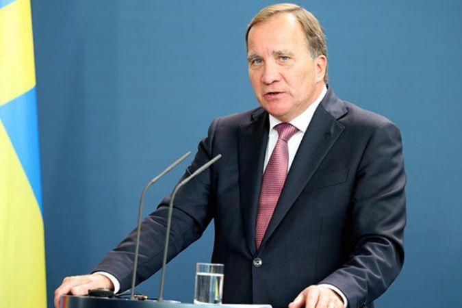 İsveç Başbakanı Löfven istifa edeceğini açıkladı
