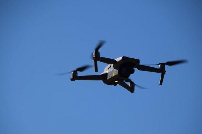 Kaçak hafriyata droneli takip: 10 bin TL cezası var