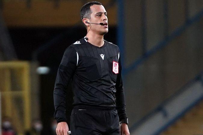 Trabzonspor-Sivasspor maçının VAR'ı Alper Ulusoy