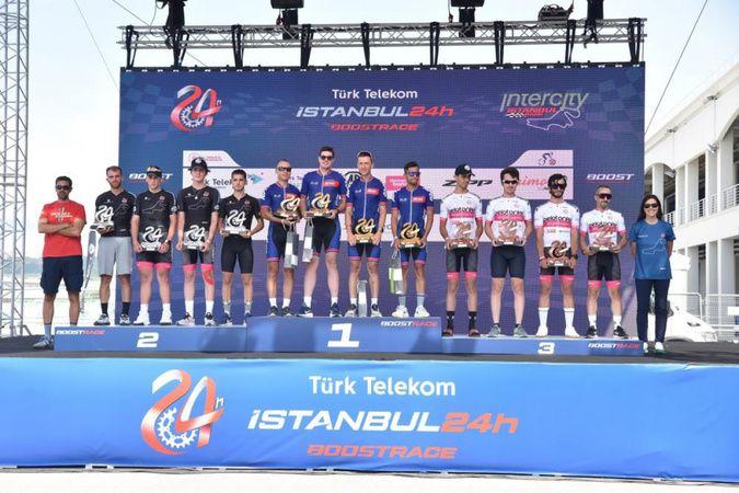 'Türk Telekom İstanbul 24 Saat Boostrace' gerçekleşti