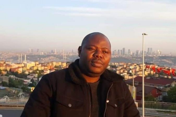 Eğitim için geldiği Türkiye'de beyin kanaması nedeniyle hayatını kaybetti