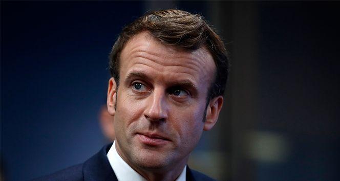 Macron: 'Bağdat İşbirliği ve Ortaklık Konferansı, Irak için bir zafer'
