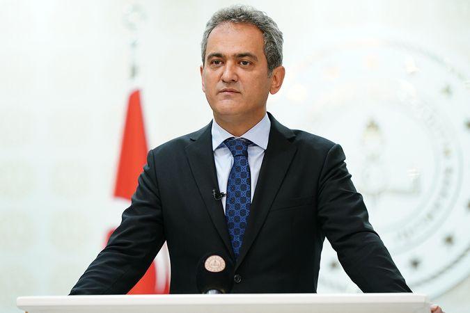 Bakan Özer: 'Gereken tüm hazırlıklar yapıldı'