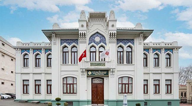 Fatih Sultan Mehmet Vakıf Üniversitesi 7 öğretim görevlisi alacak