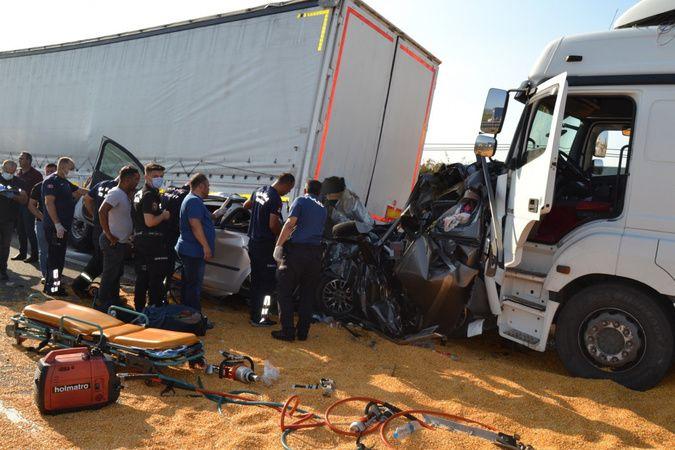 Manisa'da 3 kişinin öldüğü katliam gibi kazada yeni detaylar