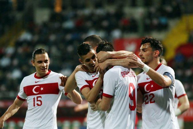 Türkiye - Karadağ maçı hangi kanalda? İşte muhtemel 11'ler