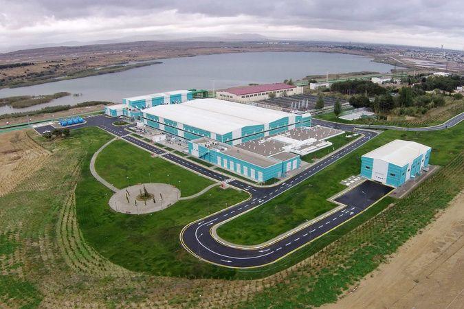 Akkim, Azerbaycan'da içme suyu arıtacak