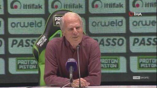 """Mustafa Denizli: """"Bu mağlubiyet bizi sene başında koyduğumuz hedeften uzaklaştırmaz"""""""