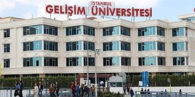 İstanbul Gelişim Üniversitesinden Öğretim Üyesi alım ilanı