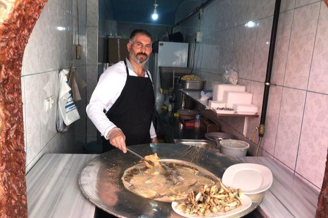 Iğdır'da balıklar tezgahlarda yerini aldı, fiyatlar cep yakıyor