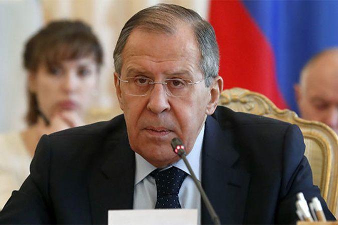 Rusya Dışişleri Bakanı Lavrov: 'Çekya, gözaltına alınan Rus ile ilgili Rusya'ya bilgi vermedi'