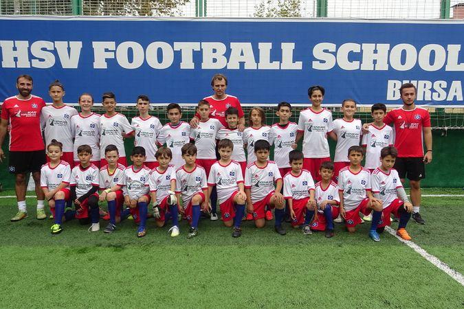 Almanya'nın dev kulübü Hamburg, Türkiye'de genç yeteneklerini arıyor