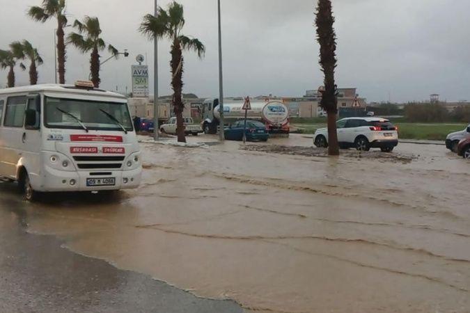 Aydın hava durumu: Meteoroloji'den kuvvetli yağış ve rüzgar uyarısı