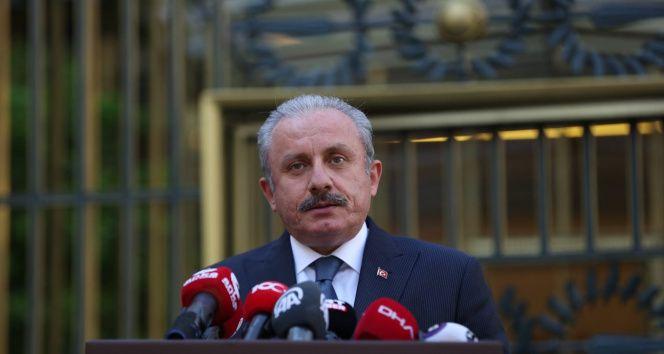 TBMM Başkanı Şentop, Türkiye-İtalya ilişkilerini değerlendirdi