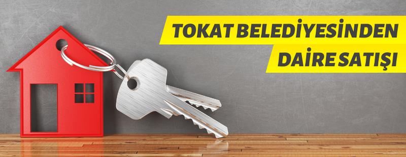 Tokat'ta 12 adet daire satışa çıkarıldı