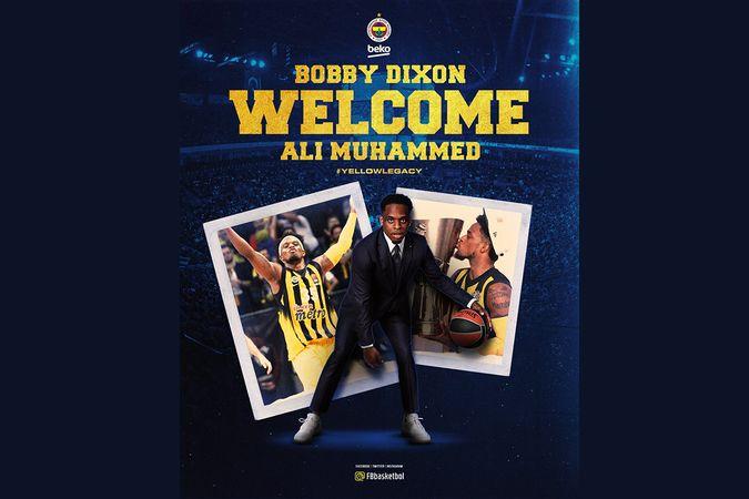 Ali Muhammed, Fenerbahçe'ye geri döndü