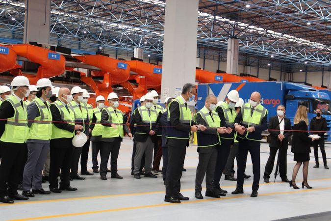 Yurtiçi Kargo yeni otomasyon merkezini devreye aldı