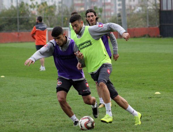 Adanaspor, Gençlerbirliği maçı hazırlıklarına başladı