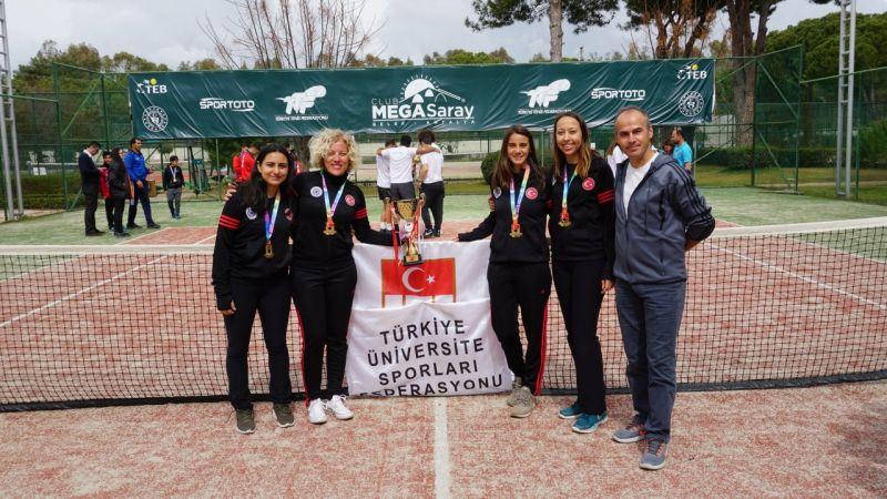 Tenis: Üniversiteler Arası Tenis Ligi