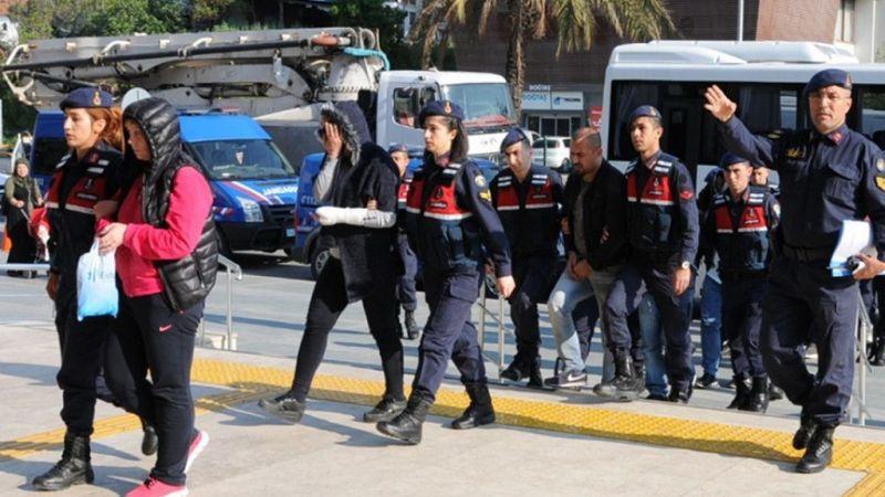 Antalya'daki yasa dışı bahis operasyonu