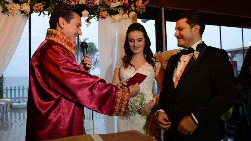 Başkan Köleoğlu, ilk nikahını kıydı