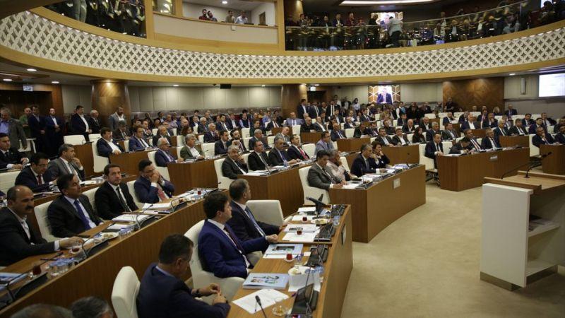 Antalya Büyükşehir Belediye Meclisi seçimlerden sonra ilk kez toplandı