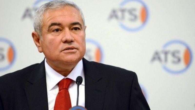 ATSO Başkanı Davut Çetin'den Kınama