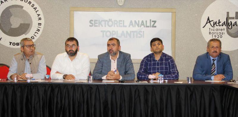 ATB'de sektörel analiz toplantısı düzenlendi