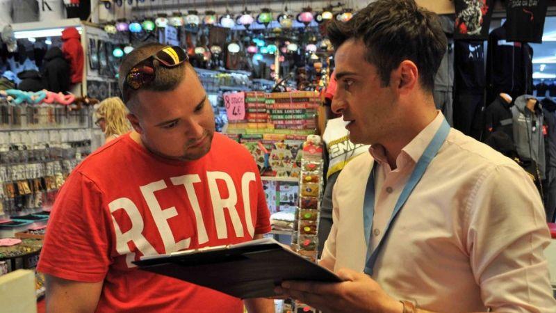 MATSO'dan turistlere yönelik anket çalışması