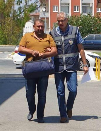 Af ile çıktığı cezaevine eşini dövünce tekrar girdi