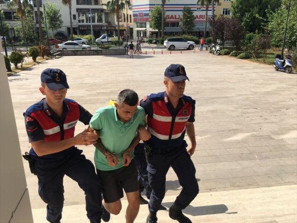Antalya'da aranan kişi yakalandı
