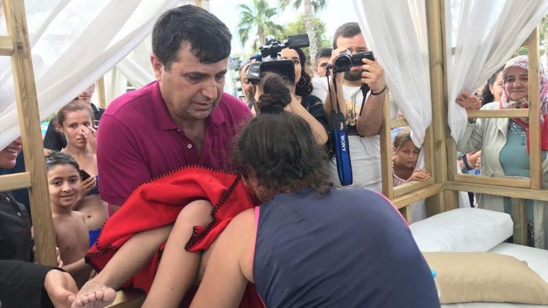 Antalya'da kaybolan çocuk bulundu