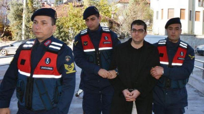 Burdur'da FETÖ operasyonu: 1 tutuklama