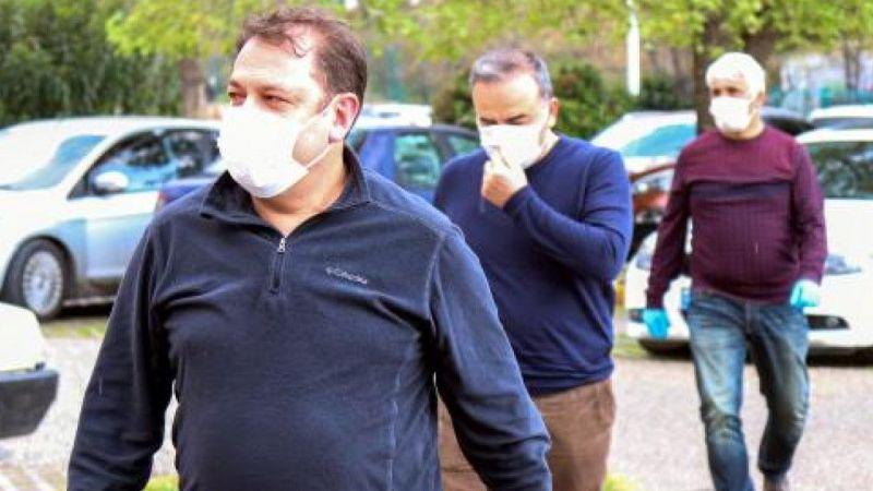 Antalya'da Koronavirüs ihbarı geldi! Ateşleri yüksek çıkınca hastaneye götürüldüler
