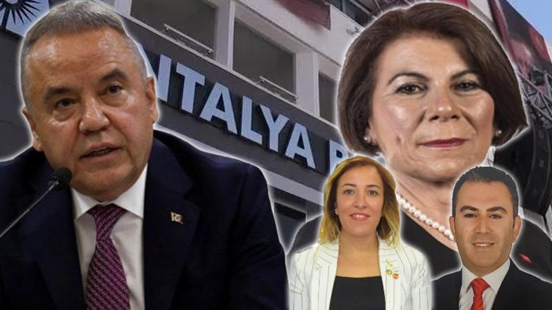 """Antalya Büyükşehir'de """"milyonlar nereye harcanıyor"""" rahatsızlığı"""